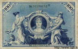 100 Mark ALLEMAGNE  1908 P.034 TB