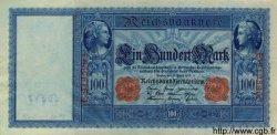 100 Mark ALLEMAGNE  1910 P.042 SPL