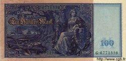 100 Mark ALLEMAGNE  1910 P.043 pr.NEUF