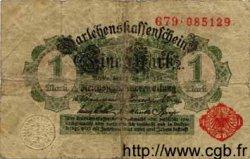 1 Mark ALLEMAGNE  1914 P.050 B