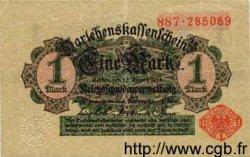 1 Mark ALLEMAGNE  1914 P.050 TTB