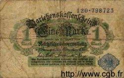 1 Mark ALLEMAGNE  1914 P.052 B