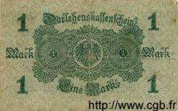 1 Mark ALLEMAGNE  1914 P.052 TB
