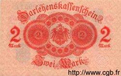 2 Mark ALLEMAGNE  1914 P.055 NEUF