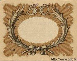 50 Mark ALLEMAGNE  1918 P.065 TTB à SUP