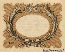 50 Mark ALLEMAGNE  1918 P.065 TTB+