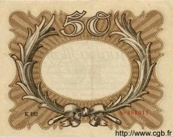 50 Mark ALLEMAGNE  1918 P.065 SUP