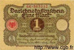 1 Mark ALLEMAGNE  1920 P.058 TTB