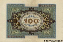 100 Mark ALLEMAGNE  1920 P.069b SUP