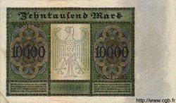 10000 Mark ALLEMAGNE  1922 P.070 TTB