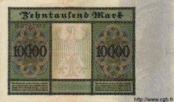 10000 Mark ALLEMAGNE  1922 P.070 SUP