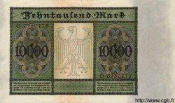 10000 Mark ALLEMAGNE  1922 P.070 SPL