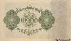10000 Mark ALLEMAGNE  1922 P.071s SPL