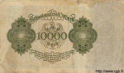 10000 Mark ALLEMAGNE  1922 P.071 TB