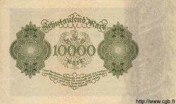 10000 Mark ALLEMAGNE  1922 P.071 SUP