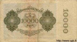 10000 Mark ALLEMAGNE  1922 P.072 TB
