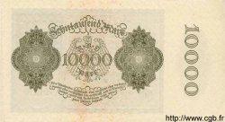 10000 Mark ALLEMAGNE  1922 P.072 SUP