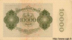10000 Mark ALLEMAGNE  1922 P.072 pr.NEUF