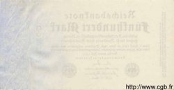 500 Mark ALLEMAGNE  1922 P.074b pr.NEUF