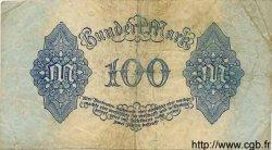100 Mark ALLEMAGNE  1922 P.075 B+