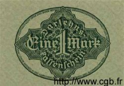 1 Mark ALLEMAGNE  1922 P.061a NEUF