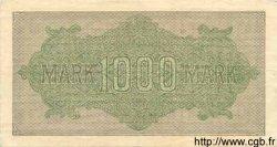 1000 Mark ALLEMAGNE  1922 P.076c TTB