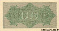 1000 Mark ALLEMAGNE  1922 P.076c pr.NEUF