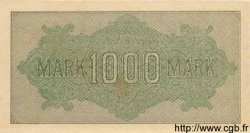 1000 Mark ALLEMAGNE  1922 P.076ds NEUF