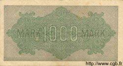 1000 Mark ALLEMAGNE  1922 P.076d TTB