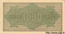 1000 Mark ALLEMAGNE  1922 P.076d SUP