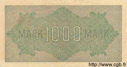 1000 Mark ALLEMAGNE  1922 P.076js SUP+