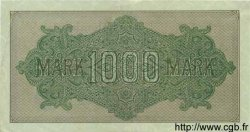 1000 Mark ALLEMAGNE  1922 P.076g SUP