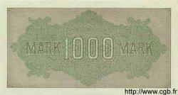 1000 Mark ALLEMAGNE  1922 P.076g NEUF