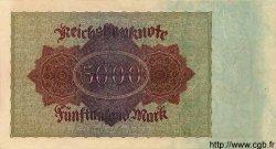 5000 Mark ALLEMAGNE  1922 P.078s pr.NEUF