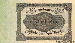 50000 Mark ALLEMAGNE  1922 P.079s pr.NEUF