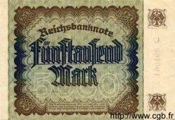 5000 Mark ALLEMAGNE  1922 P.081a TTB