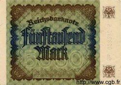 5000 Mark ALLEMAGNE  1922 P.081e SPL