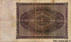 100000 Mark ALLEMAGNE  1923 P.083a B