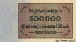 500000 Mark ALLEMAGNE  1923 P.088b SUP