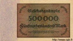 500000 Mark ALLEMAGNE  1923 P.088b SPL