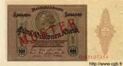 5 Millions Mark ALLEMAGNE  1923 P.090s pr.NEUF
