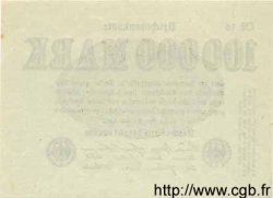 100000 Mark ALLEMAGNE  1923 P.091a pr.NEUF