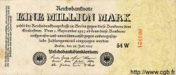 1 Million Mark ALLEMAGNE  1923 P.094 pr.TTB