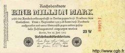 1 Million Mark ALLEMAGNE  1923 P.094 SUP+