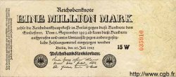 1 Million Mark ALLEMAGNE  1923 P.094 TB+
