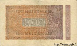 1 Million Mark ALLEMAGNE  1923 P.093 TB+