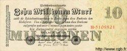 10 Millionen Mark ALLEMAGNE  1923 P.096 TTB+