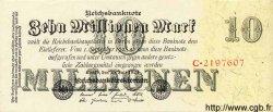 10 Millionen Mark ALLEMAGNE  1923 P.096 SPL