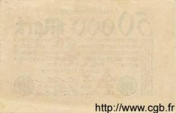 50000 Mark ALLEMAGNE  1923 P.099s SPL