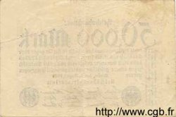 50000 Mark ALLEMAGNE  1923 P.099 TB+